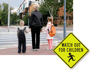 Traffic Signs for Kids