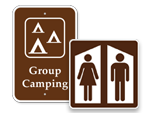 Accommodation Signs