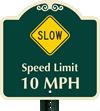 Designer Traffic Signs