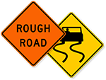 Road Condition Signs