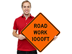 Looking for Road Warning Signs?