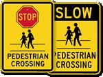 Looking for School Crossing Signs?