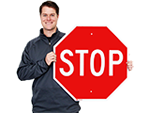 Looking for Traffic Stop Signs?