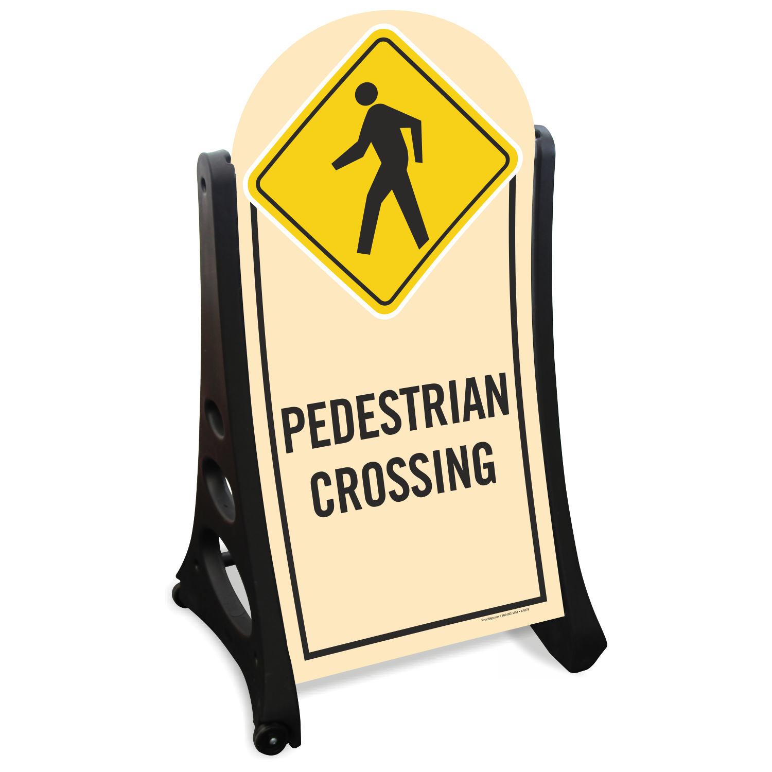 pedestrian crossing signs ped xing