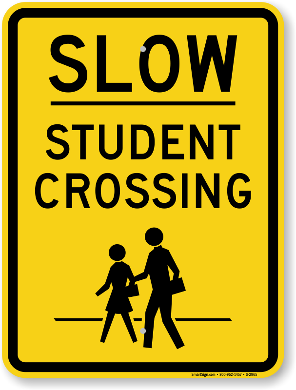 School Zone Signs | School Area Signs