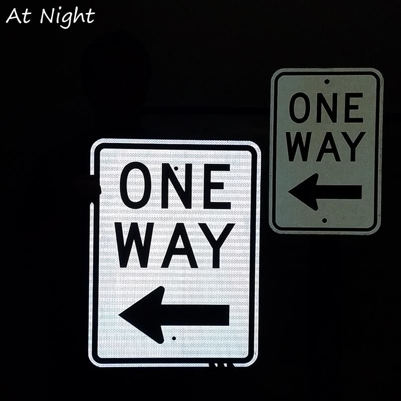 Left Arrow Symbol One Way Sign R6 2l Sku X R6 2l