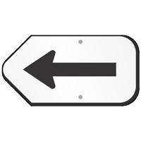 Directional Arrow Symbol Sign