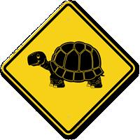 Tortoise Symbol - Animal Crossing Sign
