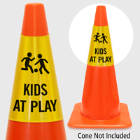 Kids At Play Cone Collar