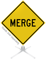 Merge Roll-Up Sign