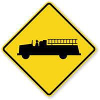 Emergency Vehicle Symbol
