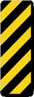 Type 3 Object MUTCD Marker