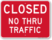 Driveway Sign