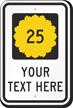 Custom Kansas Highway Sign