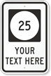 Custom Kentucky Highway Sign