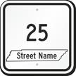 Custom Tennessee Highway Sign