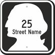 Custom Washington Highway Sign