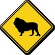 Animal Xing Sign