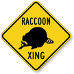 Animal Crossing Road Sign