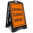 BigBoss A-Frame Portable Sidewalk Sign