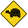 Tortoise Symbol - Animal Crossing Sign