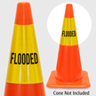 Flooded Cone Collar