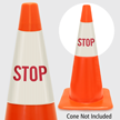 Cone Message Collar
