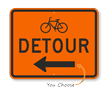Bicycle Detour