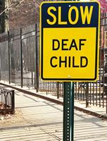 Slow - Deaf Child Signs