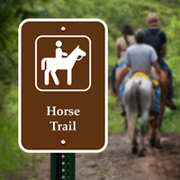 Horse Trail (with Graphic)