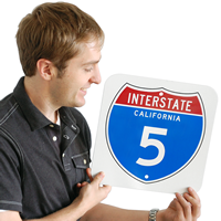 Interstate 5 (I-5)Sign