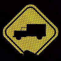 Mini Truck Symbol
