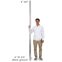 Sign Posts for Street Traffic Signs