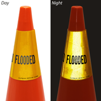 Flooded Cone Message Collar