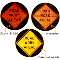 Sign's Retroreflective Materials