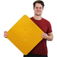 Type 1 Object MUTCD Marker