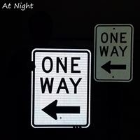 Mutcd One Way Sign