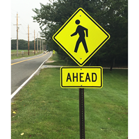 Mutcd Pedestrain Sign