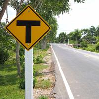 T-Symbol - Traffic Signs