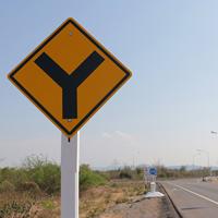 Y-Symbol - Traffic Signs