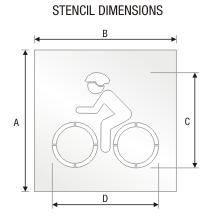 Stencil ST 0262