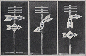 Traffic Sign History