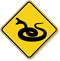 Snake Symbol Animal Crossing Sign